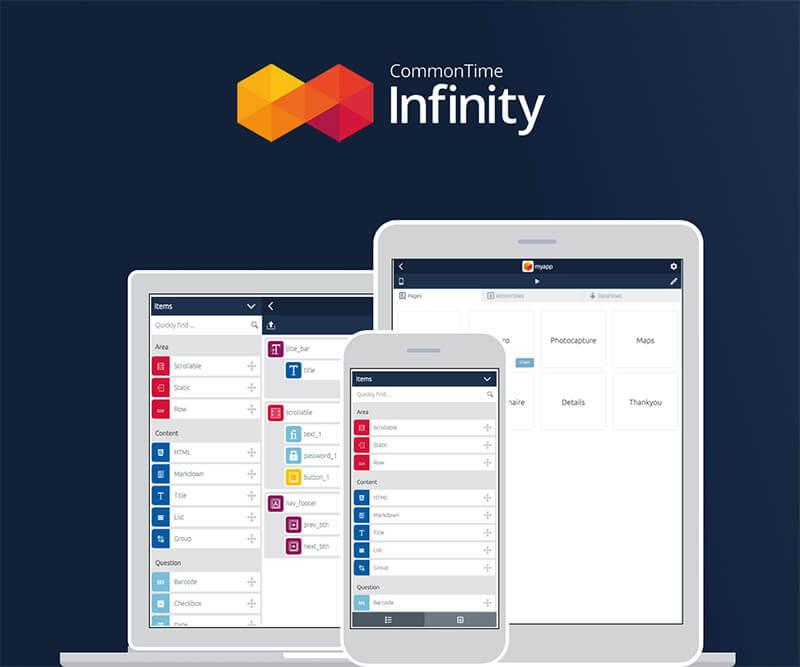 CommonTime Infinity Platform
