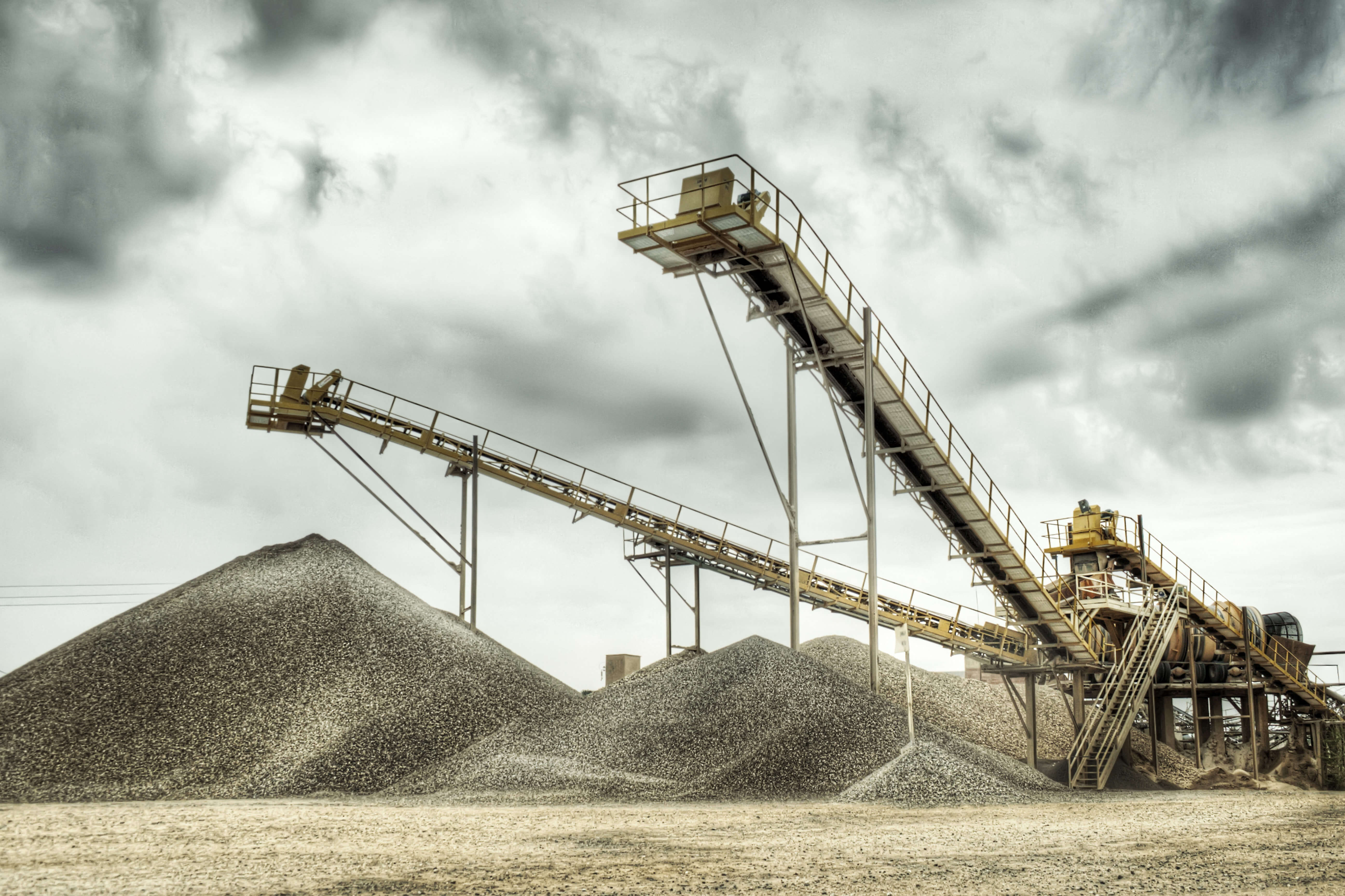 Martin Engineering targets quarries and manufacturing plants to grow sales.